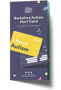 Alert Card Autism Berks